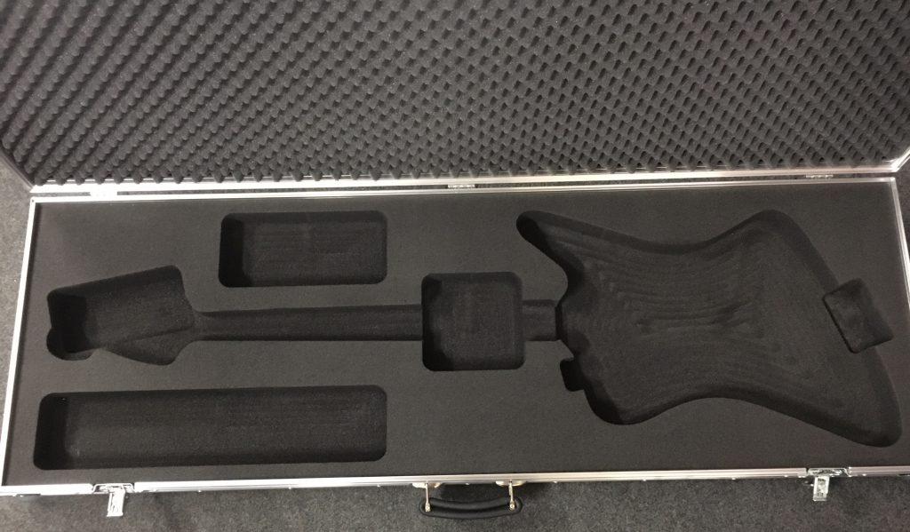 Passformcase für Bassgitarre